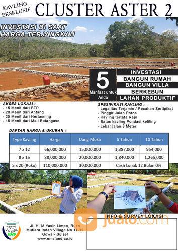 Tanah kavling murah tanah dijual 20822679