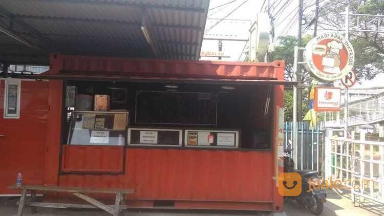 Food container ex m kios dijual 20826283