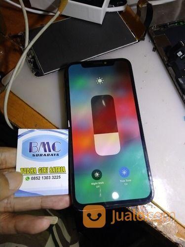 Ganti lcd iphone x or aksesoris handphone dan tablet lainnya 20829031
