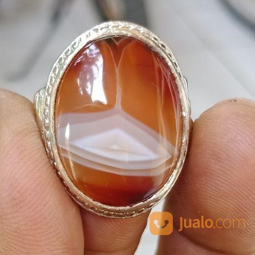 Natural batu cincin g batu akik 20875943