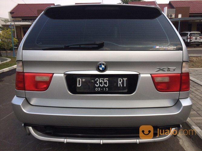 Bmw x5 3 0 tahun 2002 mobil bmw 20906851