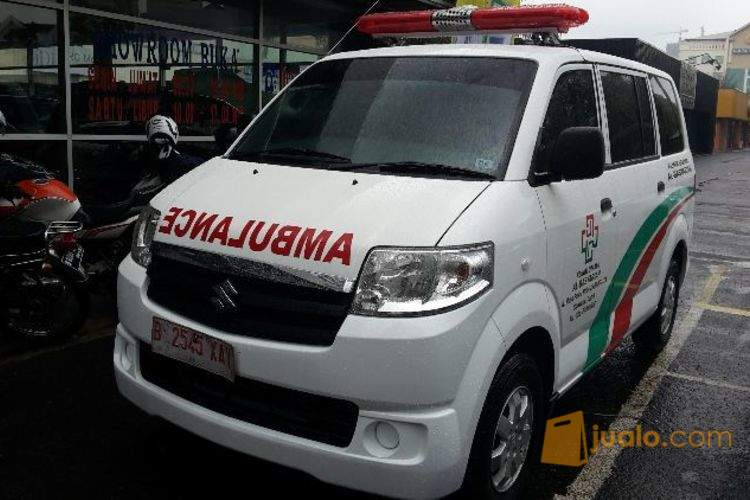 Suzuki apv ambulance mobil suzuki 2093515