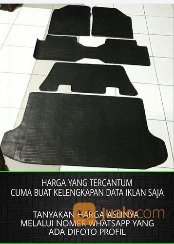 Karpet karet full set aksesoris mobil lainnya 20938731