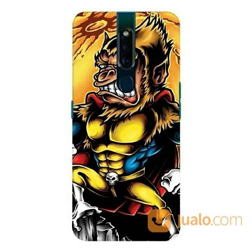 Super monkey oppo f11 casing handphone 20983515