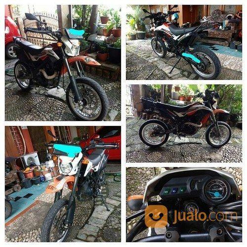 Kawasaki dtracker 150 motor kawasaki 20984723