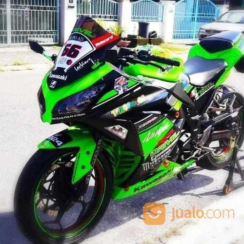 Kawasaki ninja 4tak 2 motor kawasaki 20995583