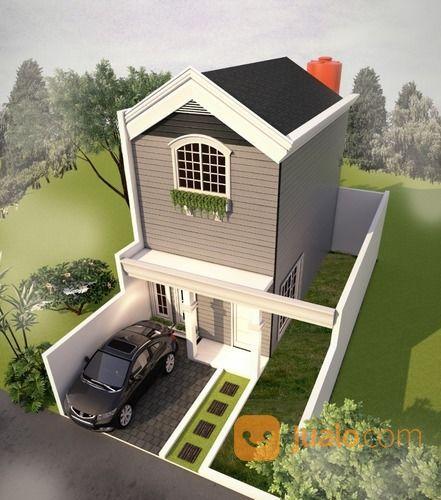Rumah murah dengan de rumah dijual 21000475