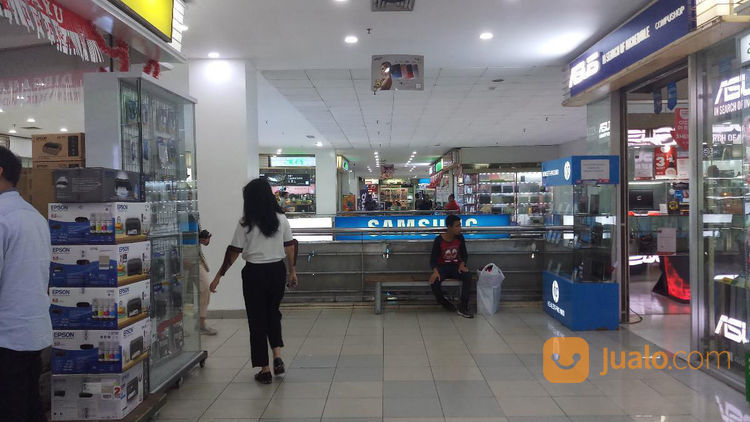 Ruang usaha kios di b kios dijual 21021575