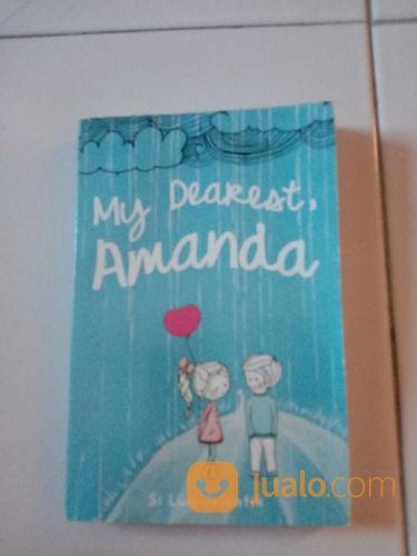 Novel my dearest ama buku novel dan komik 21027103
