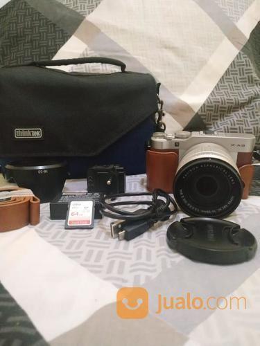 Kamera fujifilm x a3 kamera mirrorless 21066279