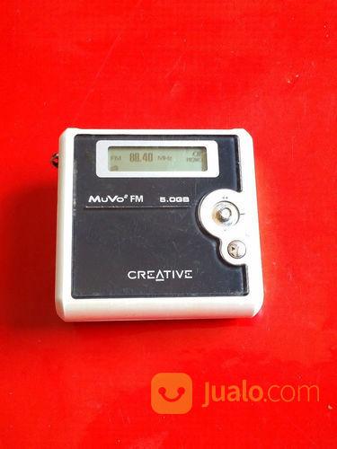 Creative muvo 2 fm 5 audio audio player rec 21067379