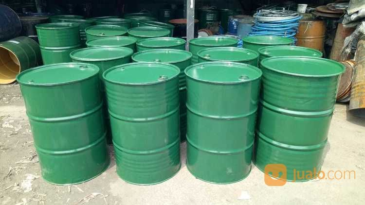 Drum besi 200 liter k perlengkapan industri 21079715