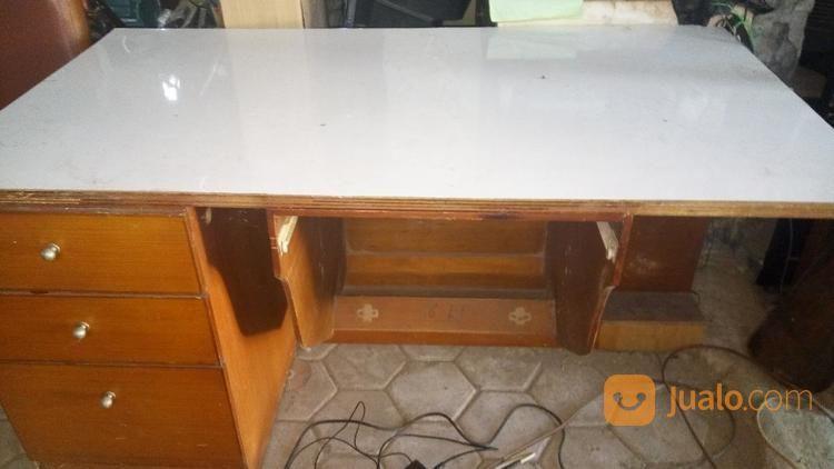 Meja kantor p150cm x kebutuhan rumah tangga furniture 21083819