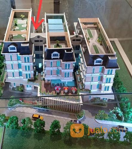 Apartement gratis 1be apartemen dijual 21089279