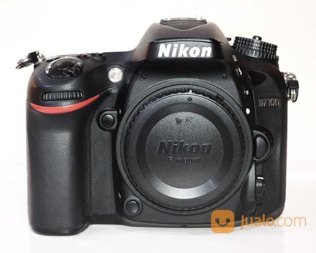 Nikon d7100 body only kamera dslr dan slr 21106135