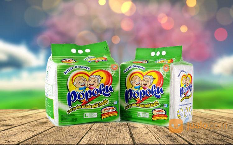 Popoku adult diapers perawatan kecantikan dan kesehatan 21111855