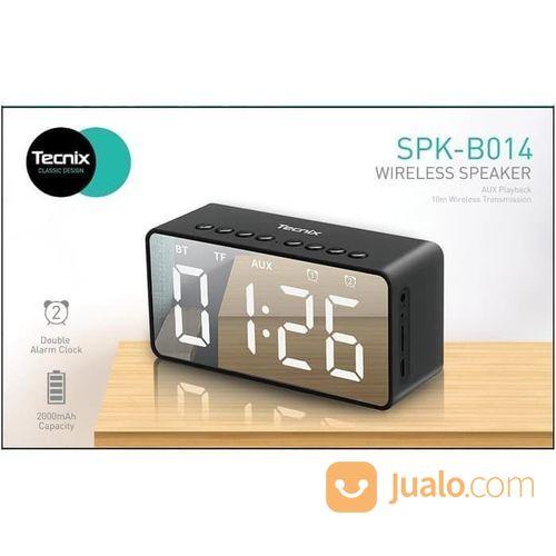 Speaker bluetooth wir pemutar musik portable 21115839