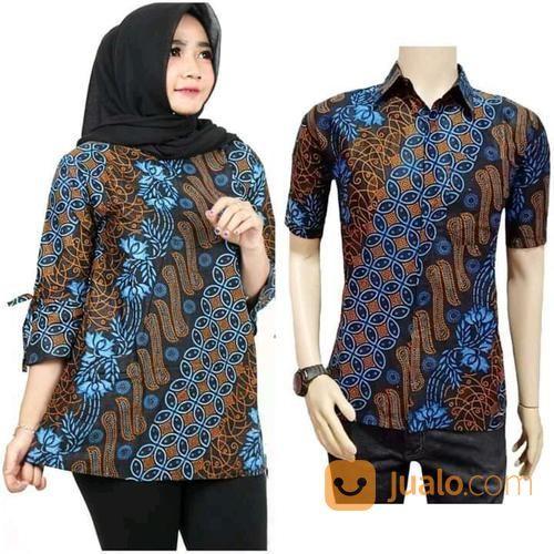Baju batik couple barang couple 21130763