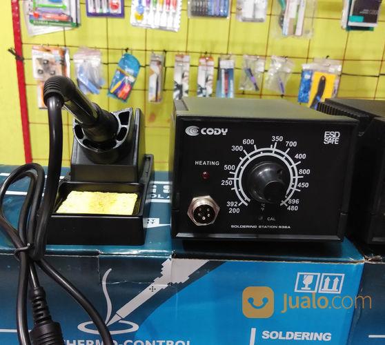 Solder station analog aksesoris handphone dan tablet lainnya 21155023