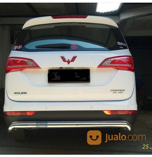 Bumper guard stainles aksesoris mobil lainnya 21167475