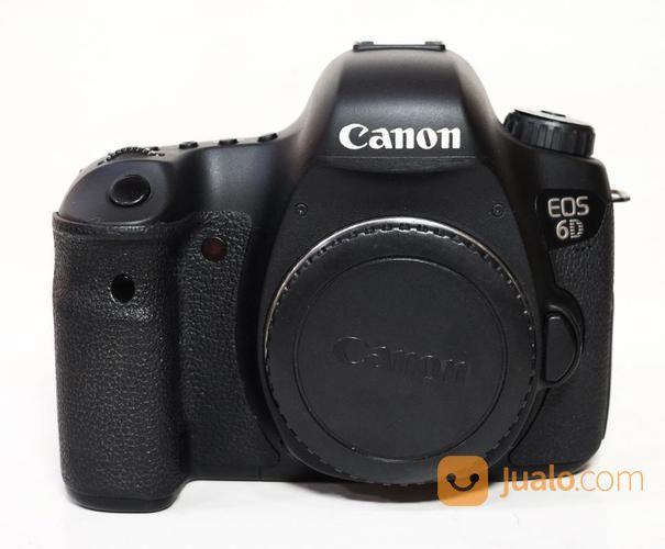 Canon 6d body only wi kamera dslr dan slr 21247223