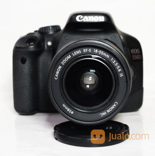Canon 550d kit ef s 1 kamera dslr dan slr 21247539