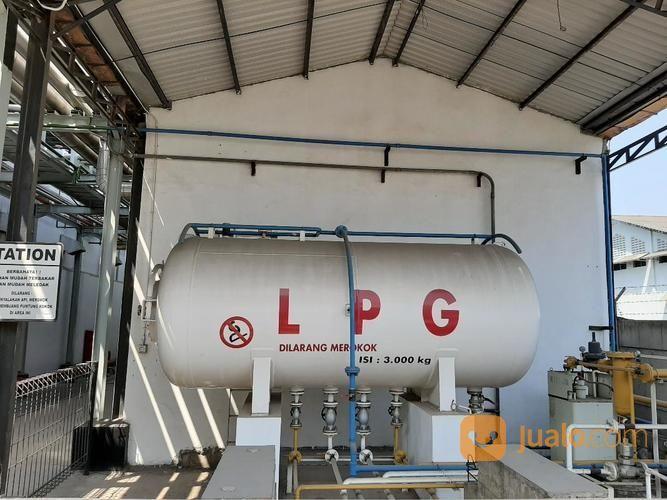 Tangki lpg 3 ton mec perlengkapan industri 21264443