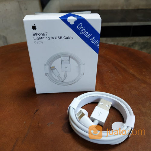 Kabel dan charger iph kabel data dan connector 21272955