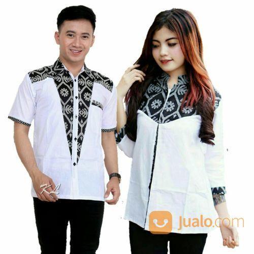 Batik couple kombinas barang couple 21297483