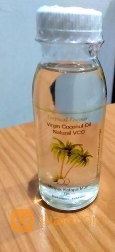 Minyak kelapa murni nutrisi dan suplemen 21311195