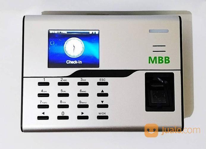 Mesin absensi mbb 800 perlengkapan kantor lainnya 21344447