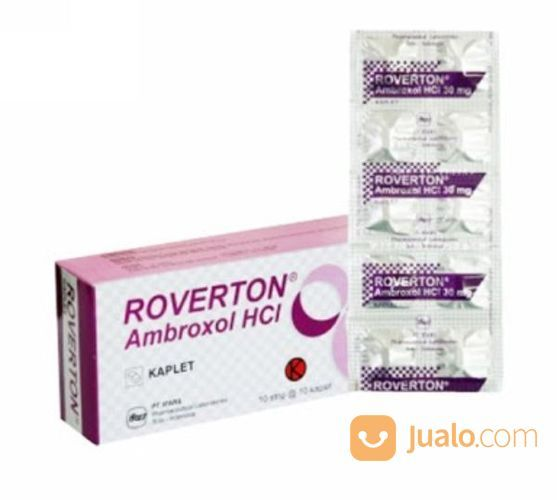 Roverton tablet per b terapi dan pengobatan 21349527