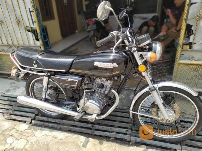 Gl 100 tahun 1980 ori motor lainnya 21355927