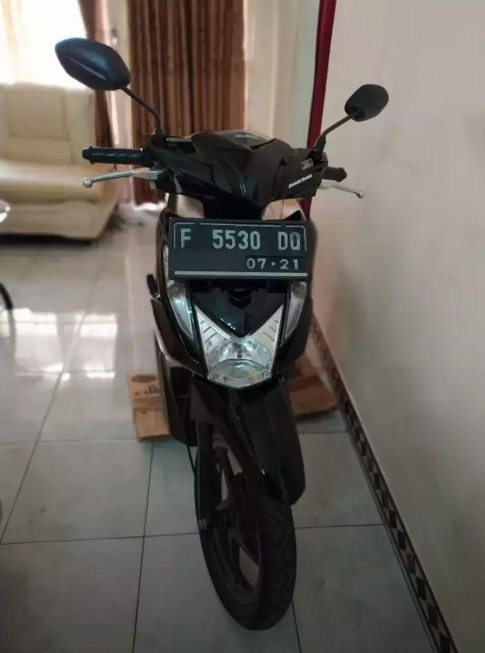 Honda beat hitam thn motor honda 21361371