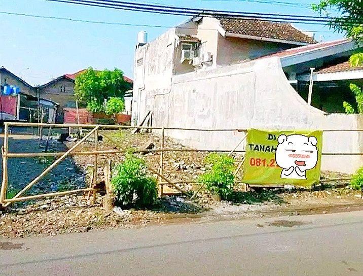 Tanah Pinggir Jalan Kota Gede Luas 300 Meteran Kodya