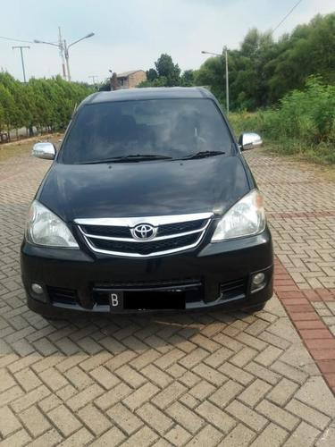 Toyota Avanza 2010 Hitam Manual