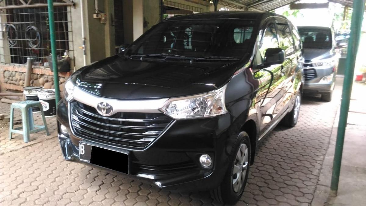 Toyota Avanza Type E Th 2015 Dual Vvti Manual Antik Simpanan