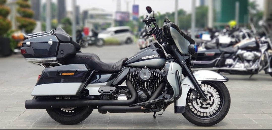 Harley Ultra Clasic Limited Edision 2013 FP