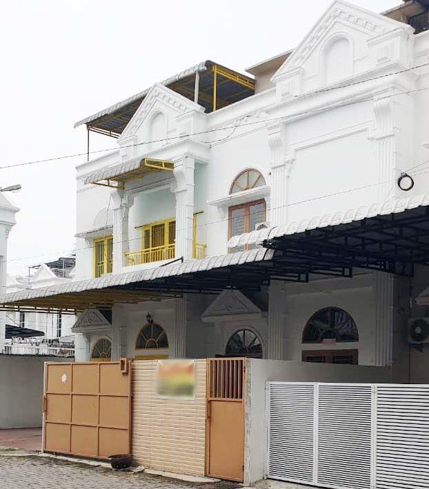 Rumah Komplek Krakatau Point (Jalan Bhayangkara) Medan