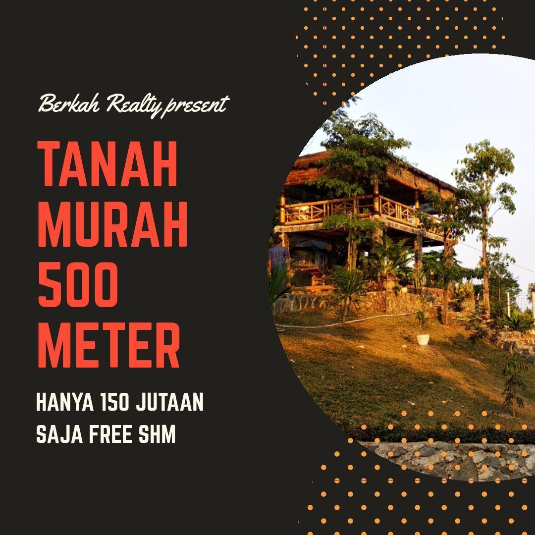 Kavling Villa Bukit Sukarasa Indah