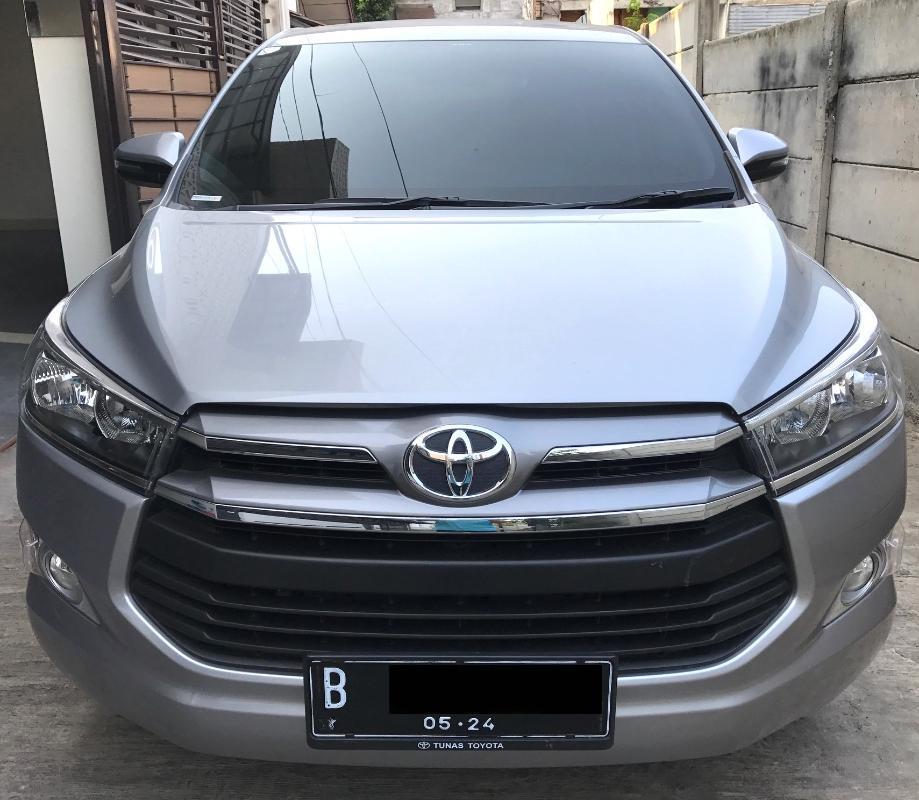 Toyota Innova 2.0 G Lux Luxury AT 2019 KM 1-Rb (Edisi Gak Jadi Pakai)