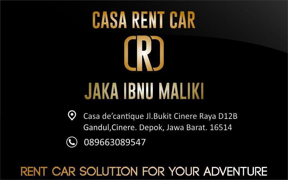 Rental Mobil Matic Lepas Kunci 24 Jam