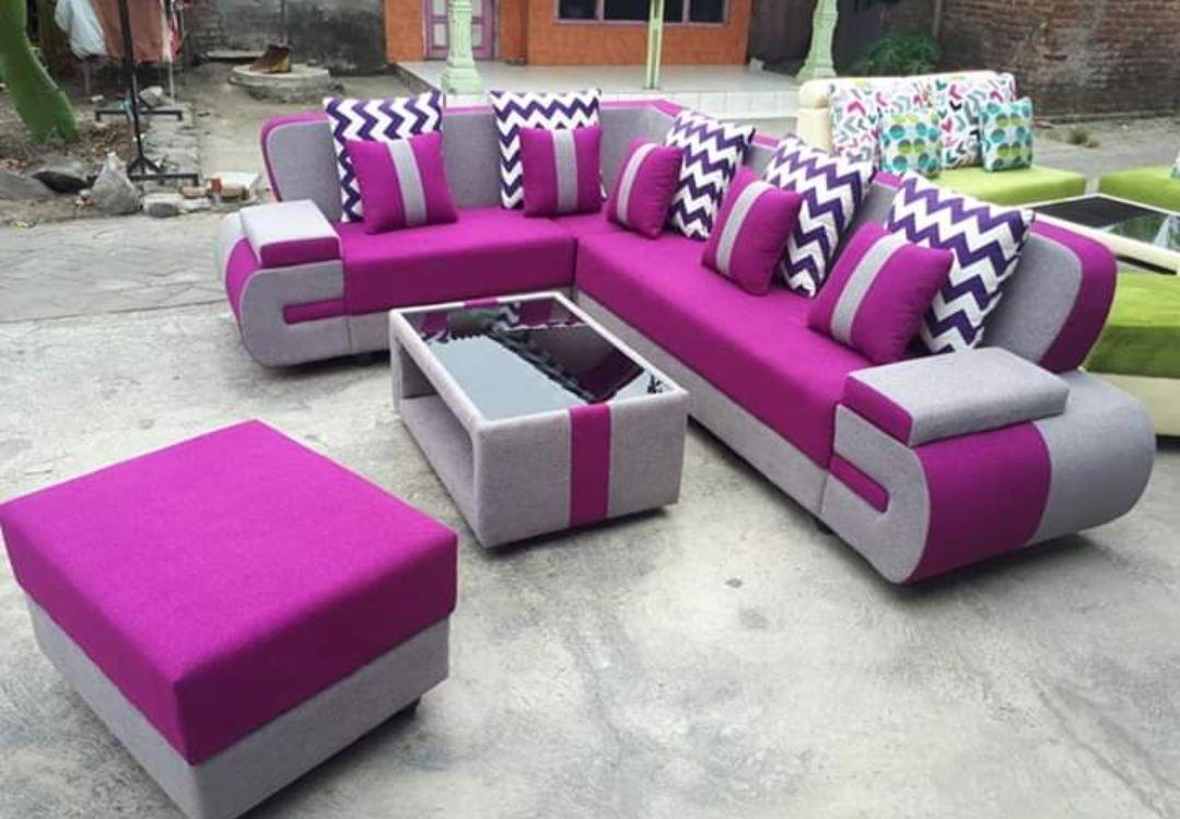 Sofa Minimalis Jupiter Dan Puff