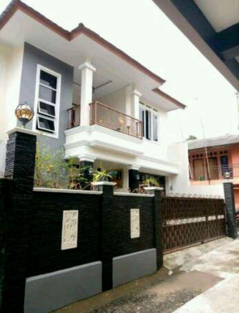 Villa Cantik Di Cisarua Megamendung Bogor