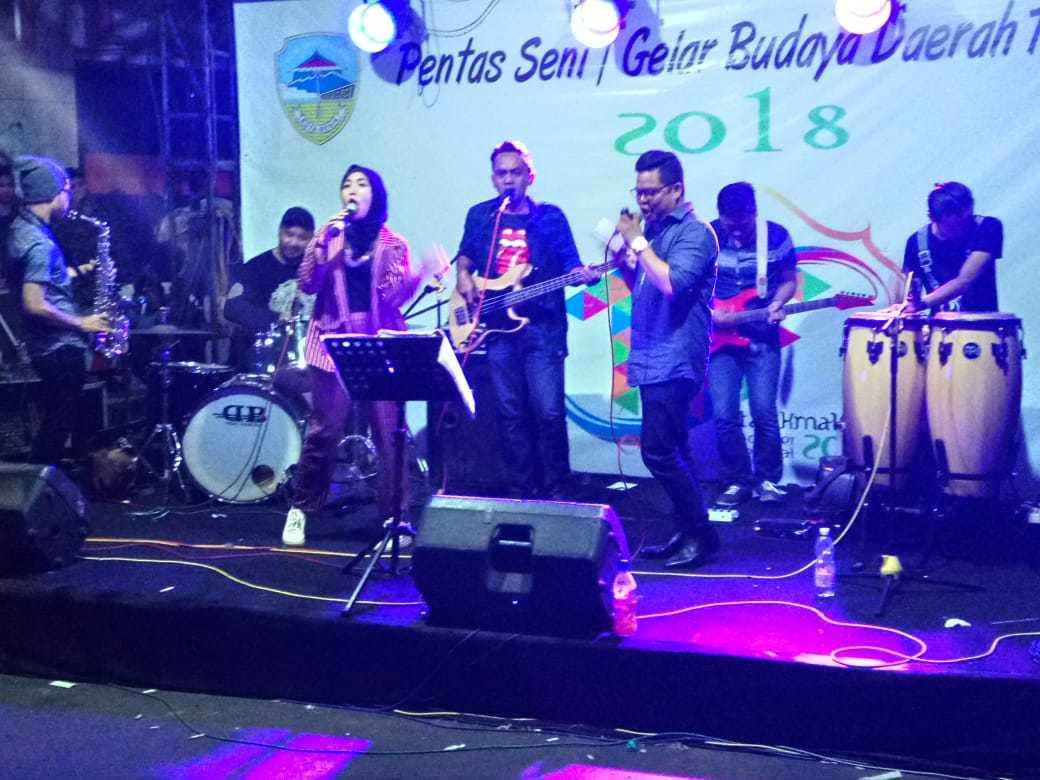 Hiburan Musik Organ Tunggal Dan Akustik Band