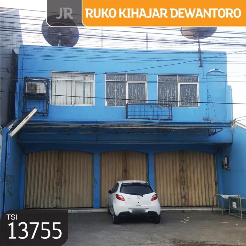 Ruko Kihajar Dewantoro, Tangerang, 10x22m, 2 Lt, SHM