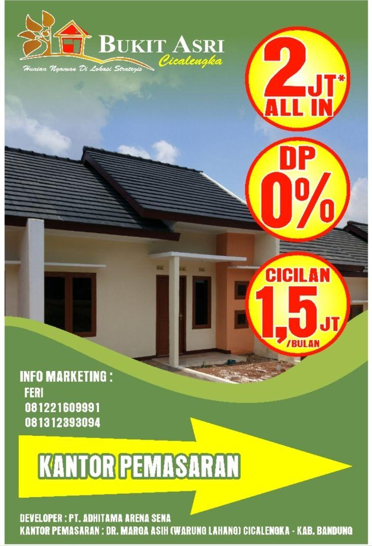 Rumah Cicalengka Promo September