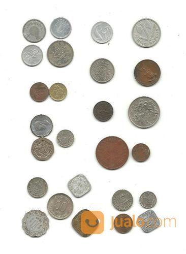 Koin2 langka dari ber koleksi uang dan koin 21451315