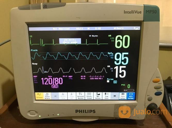 Patient monitor phili alat kesehatan dan kecantikan 21454431