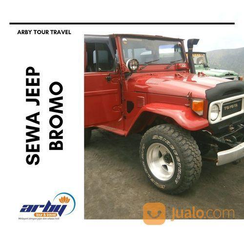 Sewa Jeep Wisata Bromo Murah